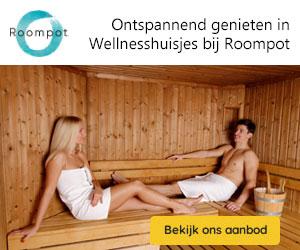 roompot wellness banner